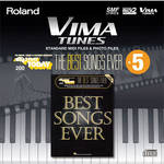 Roland Vima Tunes The Best Songs Ever, Vol. 5