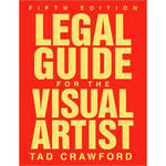 Allworth Book: Legal Guide for the Visual Artist (Fifth Edition)