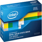 "Intel 120GB SSD 320 Series 2.5"" SATA MLC Internal Drive"