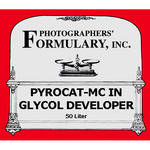 Photographers' Formulary Pyrocat-MC in Glycol Film Developer - Makes 50 Liters