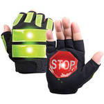 Brite-Strike Traffic Safety Gloves X-Large