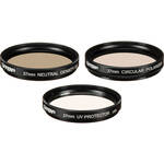 Tiffen 37mm Digital Essentials Filter Kit
