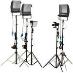Cool-Lux Hollywood Combo Light Studio Kit (Without Carrying Case)