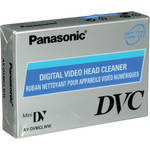 Panasonic AY-DVMCLWW Mini DVCAM/ DV/ HDV Compatible Cleaning Cassette
