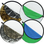 Impact 7-in-1 Collapsible Reflector Disc - 32""