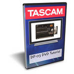 Tascam DP-03 Tutorial DVD