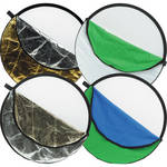 Impact 7-in-1 Collapsible Reflector Disc - 42""