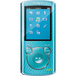 Sony 8GB E Series Walkman Video MP3 Player (Blue)