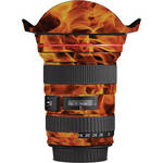 LensSkins Lens Wrap for Canon 16-35mm f/2.8L (Fire)