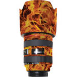 LensSkins Lens Wrap for Canon 24-70mm f/2.8L (Fire)