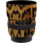 LensSkins Lens Wrap for Canon 50mm f/1.4 (Leopard)