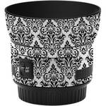 LensSkins Lens Wrap for Canon 50mm f/1.8 II (BW Damask)