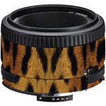 LensSkins Lens Wrap for Nikon 50mm f/1.8D (Leopard)