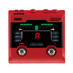 Korg pitchblack+ Chromatic Pedal Tuner (Red)