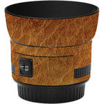 LensSkins Lens Wrap for Canon 50mm f/1.8 II (Leathered)