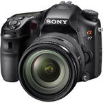 Sony Alpha a77 DSLR Camera with 16-50mm f/2.8 DT Lens Kit