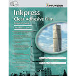 "Inkpress Media Clear Adhesive Film Roll (42""x75')"