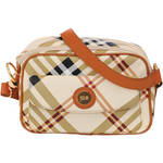Jill-E Designs Essential Camera Bag (Tan Plaid)