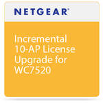 Netgear Incremental 10-AP License Upgrade for WC7520