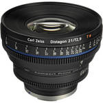 Zeiss Compact Prime CP.2 21mm/T2.9 Cine Lens (EF Mount)