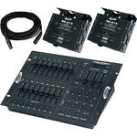 American DJ Stage Pak 1 Controller & Dimmer Pack System
