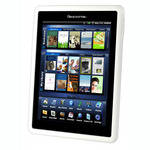 "Pandigital 1GB Novel 7"" Color Multimedia eReader (White)"