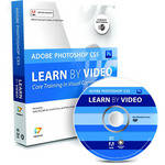 Peachpit Press Book & DVD-ROM: Learn Adobe Photoshop CS5 by Video: Core Training in Visual Communication