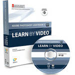 Peachpit Press Book & DVD-ROM: Learn Adobe Photoshop Lightroom 3 by Video