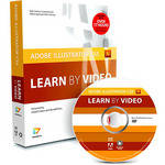 Pearson Education Book & DVD-ROM: Adobe Illustrator CS5: Learn by Video