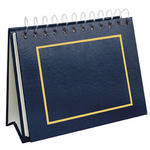 "Pioneer Photo Albums EA-50 Mini Photo Album Easel (4 x 6"", Navy Blue)"