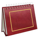 "Pioneer Photo Albums EA-50 Mini Photo Album Easel (4 x 6"", Burgundy)"