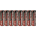 Pearstone AA NiMH Rechargeable Batteries (2300mAh, 8 Pack)