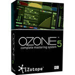 iZotope Ozone 5 - Complete Mastering System Plug-In