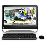 "HP TouchSmart 520-1070 23"" All-in-One Desktop Computer"