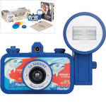 Lomography La Sardina Fischers Fritze Camera with Flash