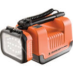 Pelican 9435 Safety Approved Remote Area Lighting System (Orange)