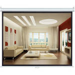 "Pyle Home PRJS4372 Manual Projection  Screen (43 x 57"")"