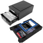 "NewerTech StoraDrive Anti-Static Cases for 3.5"" Hard Drives / Storage Tray Kit"