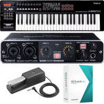 Roland The Producer Pak - Music Production Bundle