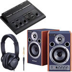Roland Audio Streaming Pak - Internet Streaming Bundle