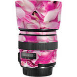 LensSkins Lens Skin for the Canon 85mm f/1.8 EF USM Lens (Pink Petals)