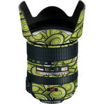 LensSkins Lens Skin for the Nikon 18-200mm f/3.5-5.6G AF-S IF-ED VR II Lens (Green Swirl)