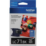 Brother LC71BK Innobella Standard Yield Black Ink Cartridge