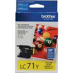 Brother LC71Y Innobella Standard Yield Yellow Ink Cartridge