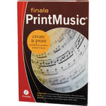 MakeMusic Finale PrintMusic 2011 Music Notation and Composition Software 5-Pack