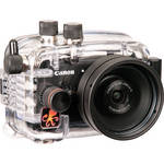 Ikelite 6242.10 ULTRAcompact Underwater Housing with Canon S100 Digital Camera Kit