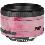 LensSkins Lens Skin for the Nikon 50mm f/1.8D AF Lens (Tickled Pink)