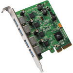 HighPoint RocketU 1144A USB 3.0 - PCI Express 2.0 Host Controller