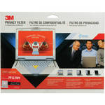 "3M PF12.5W9 LCD Privacy Filter for 12.5"" 16:9 Widescreen LCD Monitors Displays"