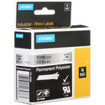 "Dymo Metalized Permanent Poly Labels (1/2"")"
